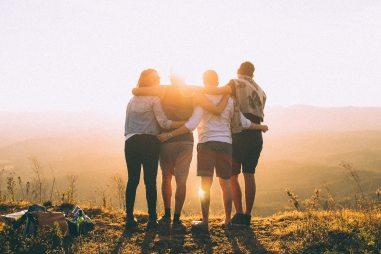 backlit-dawn-foggy-friendship-697243